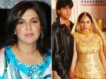 Farah Khan Rejected Shahrukh Khan Ddlj For A Marathi Film
