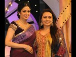 Rip Sridevi Rani Mukherji It S A Huge Loss For Me I Will Never Forget Her Contribution In My Life