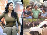 Live Updates Family Friends Fans Gather To Pay Last Respect To Sridevi S Mortal Remains