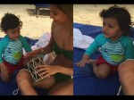 Lisa Haydon Finally Revealed Her Son Zack S Face And The Toddler Is Melting Our Hearts