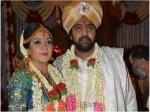 Chiranjeevi Sarja Meghana Raj Marriage Photos