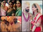 Inside Pictures From Sonam Kapoor Anand Ahuja Wedding Kareena Kapor Rani Mukerji Taimur Spotted
