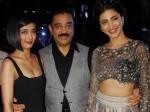 Kamal Haasan Has Never Given Shruti Akshara Career Advice