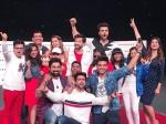 Divyanka Tripathi Nakuul Mehta Rithvik Dhanjani Other Celebs Shoot Special Cause 6 Pack Band 2 Pics