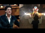 Shahrukh Khan Reveals Abram S Cute Name For Ganpati Bappa Shares An Adorable Click