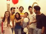 Bigg Boss 12 Srishty Rode Celebrated Her Birthday Rubina Dilaik Abhinav Shukla Others Surprise Her
