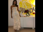 Priyanka Chopra Bridal Shower Pictures From New York City Peecee Looks Stunning In White Gown