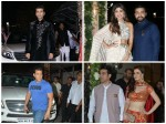 Shilpa Shetty Diwali Bash Attended By Salman Khan And Others