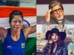 Priyanka Chopra Big B Hrithik Roshan Celebrate Mary Kom Gold Win At Sixth World Championship