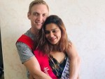 Mouni Roy Adaa Khan Wish Aashka Goradia Happy Birthday Brent Goble Sweetest Message For His Wife
