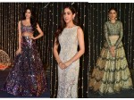 Priyanka Nick Reception Star Studded Night Celeb Entries In Pictures
