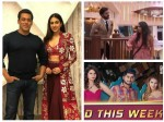 Bigg Boss 12 Salman Khan Bashes Sreesanth Surbhi Sara Ali Khan On Show Jasleen Megha Whos Eliminated