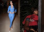 Janhvi Kapoor Sara Ali Khan Ishaan Khattar Go Out For Lunch Abram Khan Hides From Cameras
