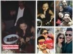 Drashti Dhami Celebrates Birthday With Hubby Friends Nakuul Mehta Arjun Bijlani Others Wish Pics