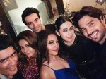 Inside Pictures Sidharth Malhotra Other Stars Have A Blast At His Birthday Bash