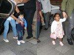 Taimur Sunny Leone Daughter Nisha Attend Kiddie Party At Soha Ali Khan House