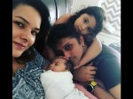First Picture Of Mohit Suri And Udita Goswami Baby Boy Karma Is Here