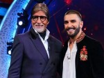 Gully Boy Ranveer Singh Receives The Most Precious Award From Amitabh Bachchan