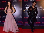 Shahid Kapoor Goes All Black Filmfare Glamour Style Awards Mouni Roy Looks Beautiful