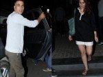 Akshay Kumar Twinkle Khanna Go On Dinner Date Snapped By Paparazzi