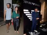 Soha Ali Khan Kunal Khemu Snapped Dinner Date Arjun Kapoor Attends Event In City