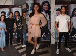 Salman Khan Kriti Sanon Sidharth Malhotra Others Attend Screening Of Notebook