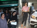 Deepika Padukone Spotted With Chhapaak Director Meghna Gulzar Kiara Advani Snapped