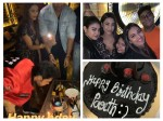 Parth Samthaan Birthday Parties Erica Fernandes Kasautii Zindagii Kay Actors Erica Same Jacket Parth