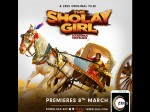 The Sholay Girl Trailer Bidita Bag Rocks As She Plays India First Stuntwoman Reshma Pathan