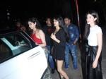 Star Kids Khushi Kapoor Shanaya Kapoor Anjini Dhawan Go On Girls Night Out In The City