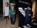 Soha Ali Khan Kunal Khemu Snapped Dinner Date Arjun Kapoor Attends Event In City