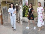 Khushi Kapoor Goes Effortlessly Casual Yami Gautam Pretty Dress Giving Us Summer Feels