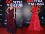 Gq Style Culture Awards Kalki Koechlin Shibani Dandekar Look Ravishing View Red Carpet Pics