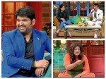 The Kapil Sharma Show Kapil Sharma Special Invite For Sonu Nigam His Wife Sonu Pulls Krushna Leg