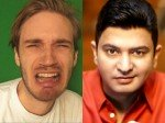 Bhushan Kumar T Series Defeats Pewdiepie To Become The Most Subscribed Youtube Channel