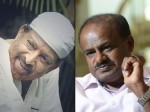 Kumaraswamy Promises To Resolve Vishnuvarshan Memorial Issue Another Move Agianst Sumalatha