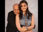 Alia Bhatt Sadak 2 Working With My Father Is Totally Different