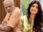 Twinkle Khanna Reaction On Her Reply To Pm Modi Joke