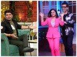 The Kapil Sharma Show Kajol Karan Johar Appear Was Kapil Trying To Woo Kjo To Come On His Show