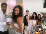 Arjun Rampal Is In A Happy Space Now That He Is With Gabriella Says Sister Baby Shower