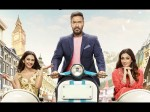 De De Pyaar De Box Office Collection Second Day Ajay Devgn Film See A Jump In Collection