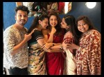 Neha Pendse This Picture Confuses Fans Is The Actress Engaged Entering Marathi Bigg Boss