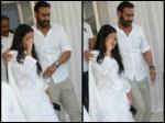 Ajay Devgn Daughter Nysa Devgn Broke Down At Her Grandfather Prayer Meet Gets Trolled Again