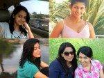 Pictures Kannada Actresses Without Makeup How Rashmika Rachita Other Divas Look Naturally