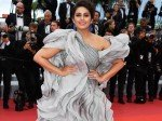 Cannes 2019 Huma Qureshi Turns Heads In A Grey Ruffled Gown On The Red Carpet