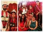 Charu Asopa Rajeev Sen Lavish Wedding Sushmita Sen Her Bf Daughters Pose With Newlyweds Inside Pics