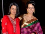 Kangana Ranaut Aditya Pancholi Controversy Actress Sister Rangoli Issued Summon By Mumbai Court
