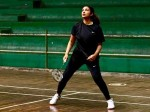 Parineeti Chopra Sets Goals On The Badminton Court Watch Video Here