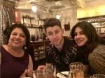 Priyanka Chopra Nick Jonas Celebrate Madhu Chopra Birthday In A Memorable Way