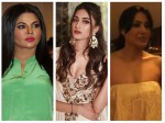 Erica Fernandes Gauhar Khan Rakhi Sawant Other Tv Actors Oops Moments Tv Actors Wardrobe Malfunction